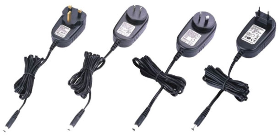 5W wall type switching power adapter