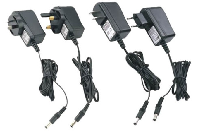 12W wall type switching power adapter